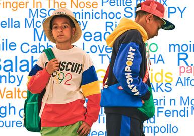 本篇主要针对2020年第一季度用户对男童卫衣品牌的关注数据进行整理,结合市场热度和话题性提炼出品牌热搜榜,并从元素、细节、单品等多个角度进行分析。