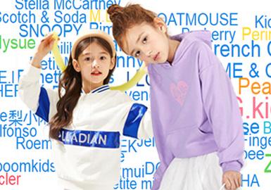 本篇主要针对2020年第一季度用户对女童卫衣品牌的下载关注数据进行分析整理,结合当前市场热度和话题性提炼出品牌热搜榜,并从整体廓形、元素细节、关键单品等多维度进行分析。