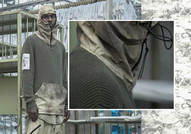 城市防護丨聚焦細節--男裝工藝趨勢