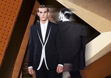 紳士魔術師--男裝西裝廓形趨勢