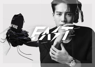 全能选手王嘉尔推出同名时装线--TEAM WANG