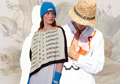 點睛飾品|時尚針織--服飾品趨勢綜合分析