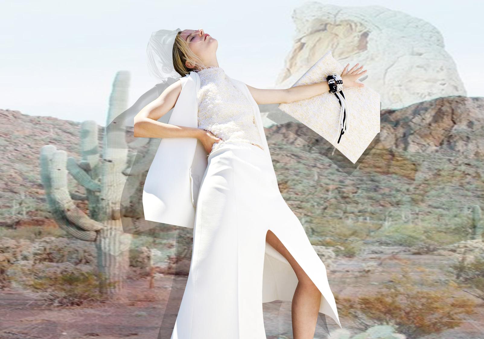 舒適簡約--女裝半裙廓形趨勢