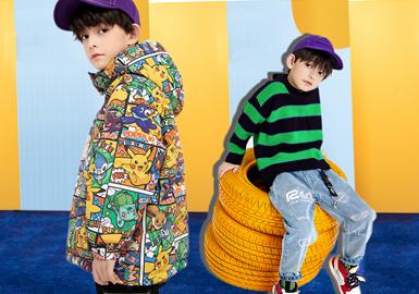 AB(Amazing Bomb)是中国快时尚潮牌童装,坚持追逐时尚的AB在20/21秋冬携手宝可梦,以数码印花等手法将抖音魔幻文字等热门元素,以生动活泼的图案、结合缤纷色彩,玩转潮童时尚。