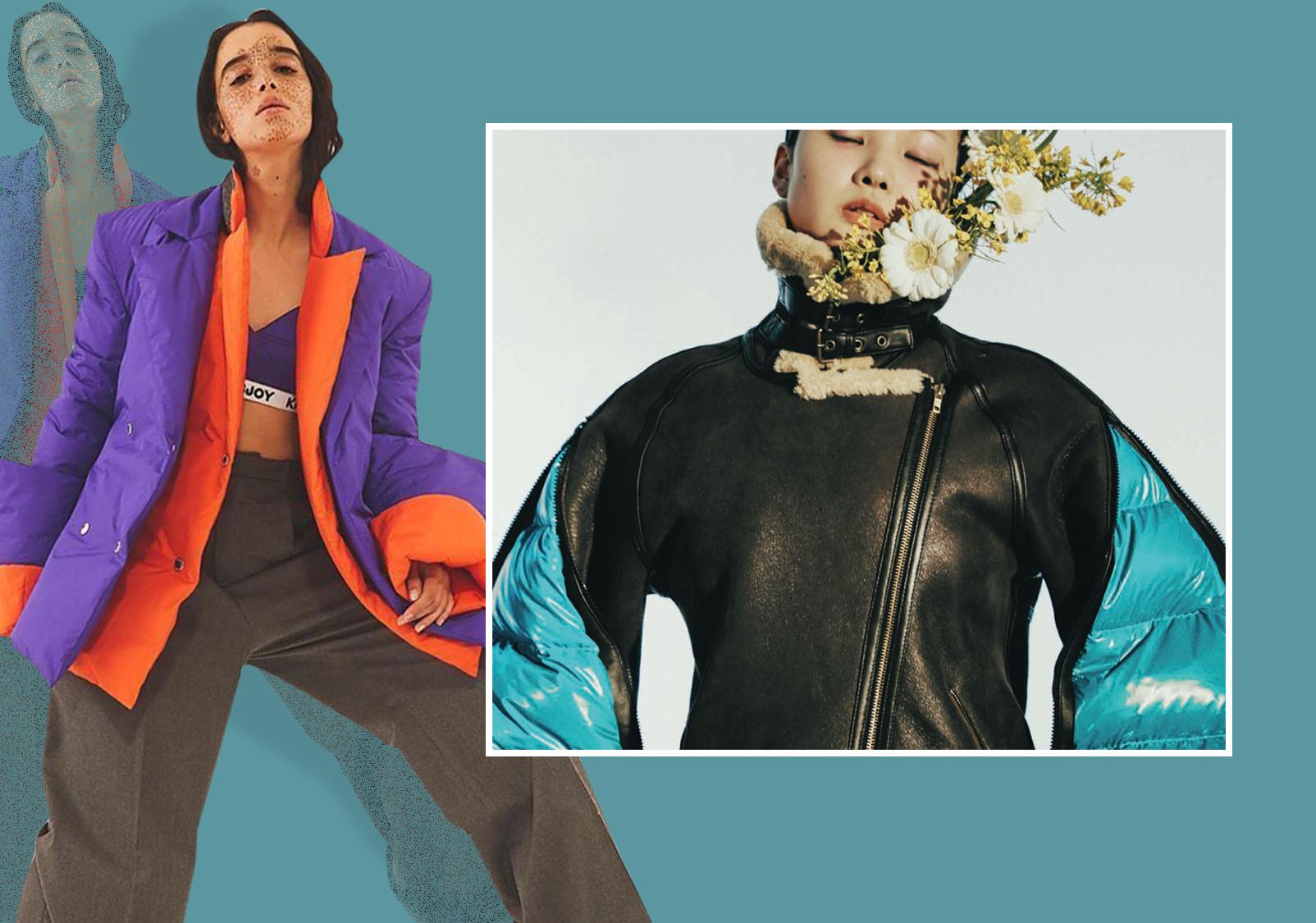 局域性裝飾--女裝棉羽絨工藝趨勢