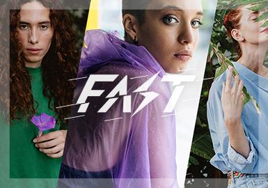 关于PANTONE 2021春夏季纽约时装周流行色趋势