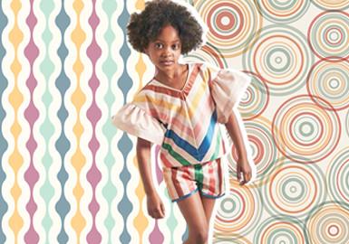 鎏金岁月--童装图案趋势