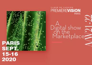 "21/22AW巴黎Première Vision展会,以线上直播的形式于2020年9月15、16日举行,虽受到疫情的影响,但展会还是如期在今年9月举办,以支持整个全球时尚行业的发展。本次展会上的环保面料将围绕 生态责任"" 为主线,展现了对时尚环保解决方案的多样化,从选择原材料开始,凸显环保可持续的时尚理念,纤维和纱线的生产商们都纷纷致力于这种不断增长的趋势方向,共同引领未来时尚环保面料的发展方向。"