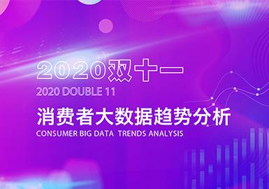 2020双十一消费者大数据趋势分析