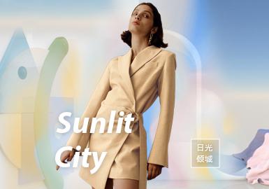 日光倾城--2022春夏女装主题面料趋势