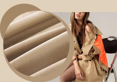 复古重构--男女装棉纺面料趋势