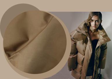 """""""新常态""""--男女装化纤外套面料趋势"""