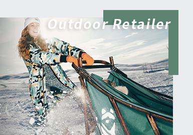 21/22秋冬Outdoor Retailer户外用品展更加注重消费者群体的拓展和户外运动的需求设计,以更加包容性的设计接纳更多的群体加入。环保理念越来越受重视,可持续发展成为潮流趋势,因此,天然纤维的使用成为重点。在设计方面,注重功能性设计的同时,舒适性和多种搭配性也不可忽视,适合多种场景下穿着的高性价比设计也更受消费者青睐。