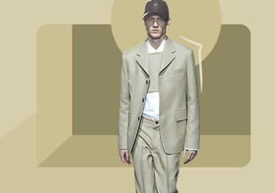 商务新格调--男装商务外套廓形趋势