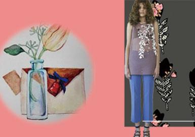 <APM12>女装--植物物语之花之物语